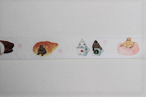 Washi tape, sweet rabbit - Pretty Things Store