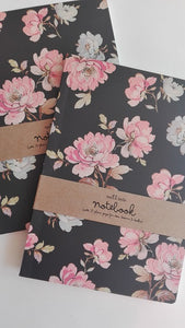 Libreta rosas románticas - Pretty Things Store