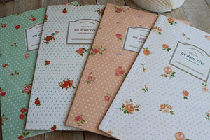 Libreta Shabby Chic - Pretty Things Store