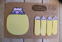 Marcadores y post it Craft - Pretty Things Store