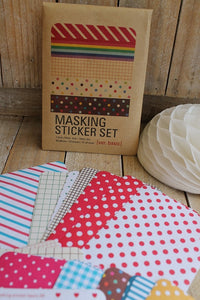 Set stickers en sobre craft - Pretty Things Store