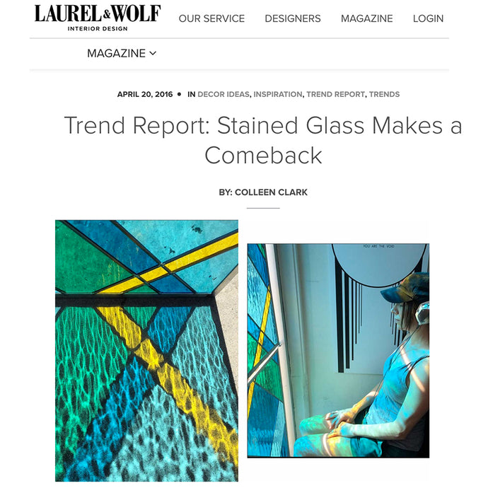 Laurel and Wolf Trend Report