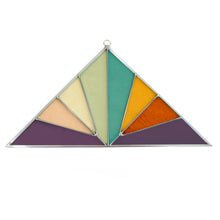 Panel - Large Triangle Summer