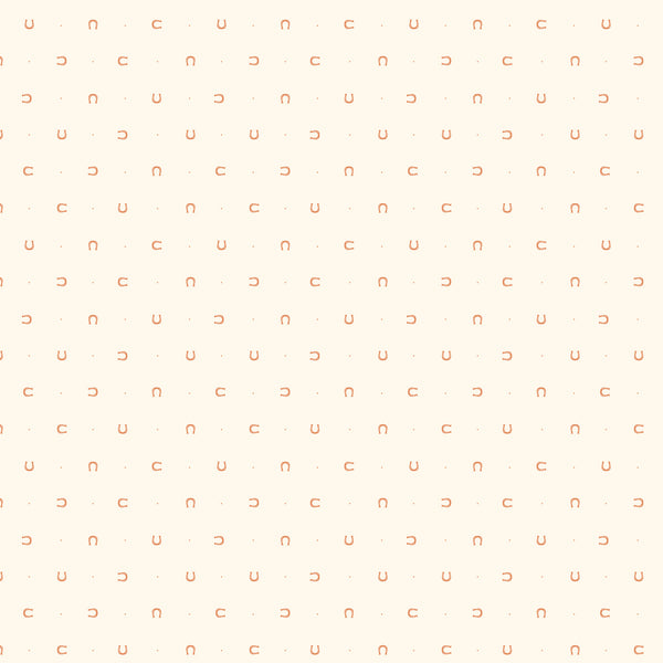 Lucky Charms Basics - Horseshoes - Beige w/ copper metallic