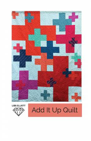 Add It Up Quilt Pattern