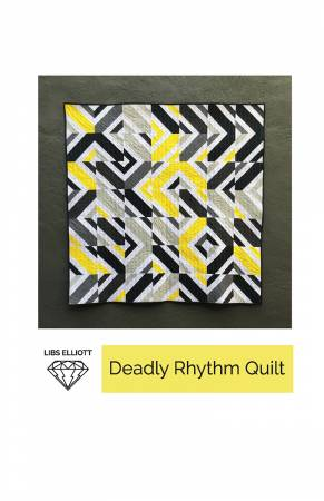Deadly Rhythm Quilt Pattern