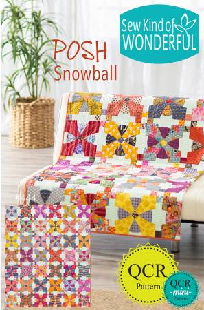 Posh Snowball Pattern