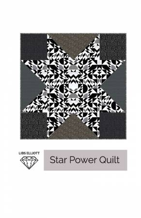 Star Power Quilt Pattern