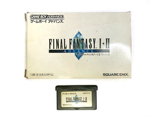 Final Fantasy 1 & 2 Advance Box (Japanese)