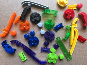 Game Boy Advance Buttons