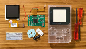 Game Boy Pocket Backlight Full Mod Kit