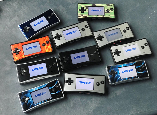 Game Boy Micro Parts