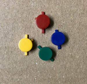 Game Boy Zero Buttons