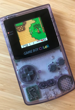 Game Boy Color Backlight Kit