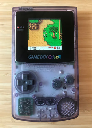 Game Boy Color Parts God Of Gaming