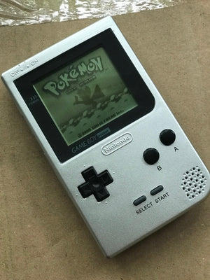 Game Boy Pocket Console