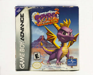 Spyro 2 Season of Flame