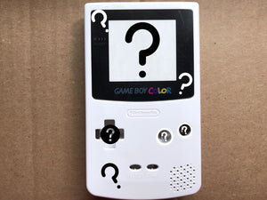 Game Boy Color Backlight Console