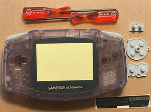 Game Boy Advance Shell