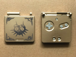 Game Boy Advance SP IPS Console Dual Color