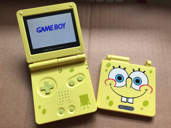 Game Boy Advance SP Parts