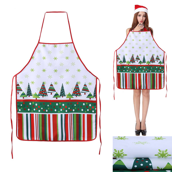 Christmas Aprons: Full Size