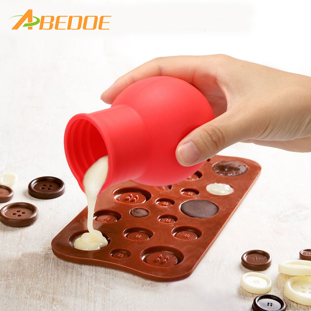 Silicone Chocolate Butter Melting Pot
