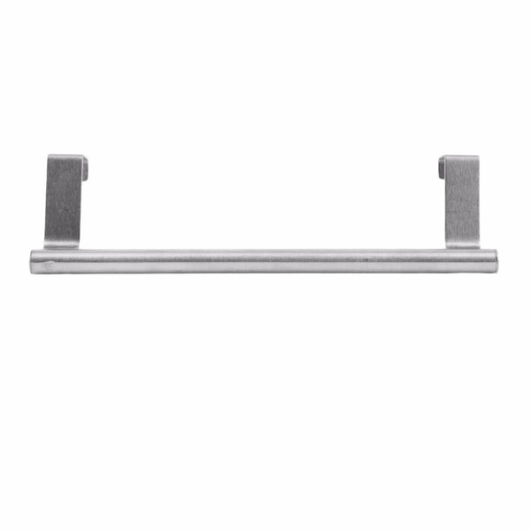 Stainless Steel Kitchen Towel Over Drawer Hanger