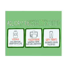 Holiday Cards - 2020 Necessities