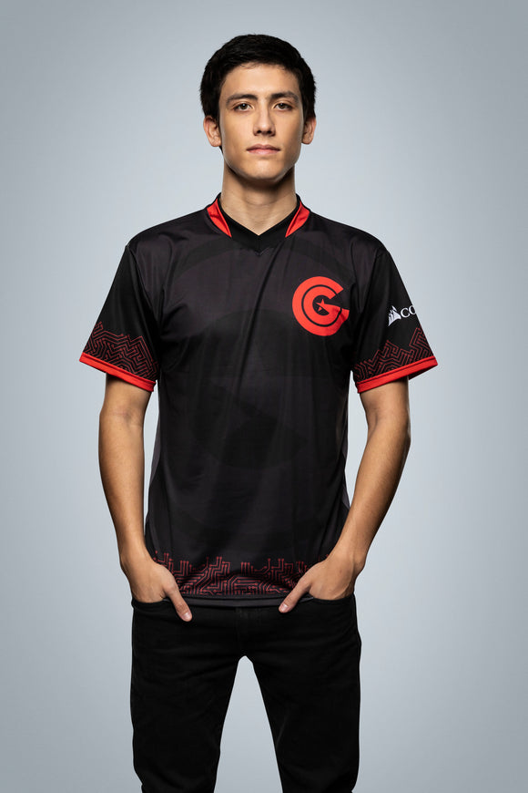 Men's Clutch Gaming Summer Split Jersey - Apollo