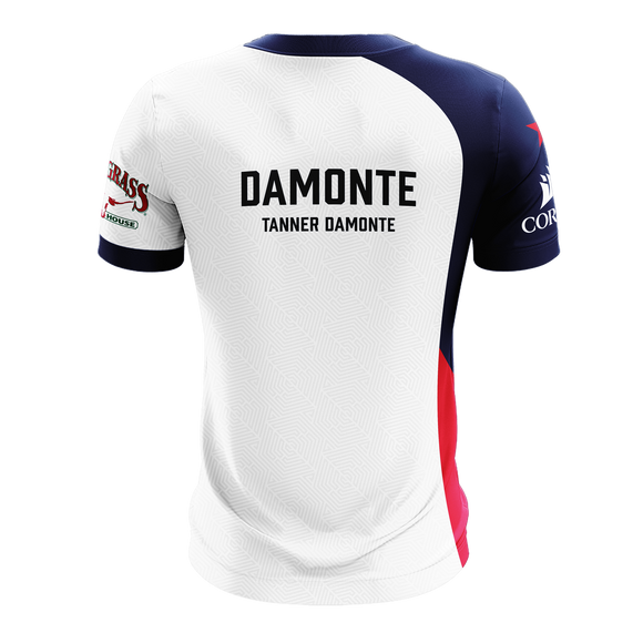 Clutch Gaming 2019 Jersey - DAMONTE