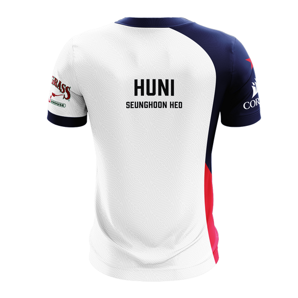 Clutch Gaming 2019 Jersey - HUNI