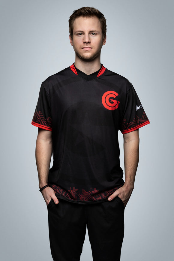 Men's Clutch Gaming Summer Split Jersey - Solo