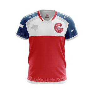 Men's Clutch Gaming Texas Pride Jersey