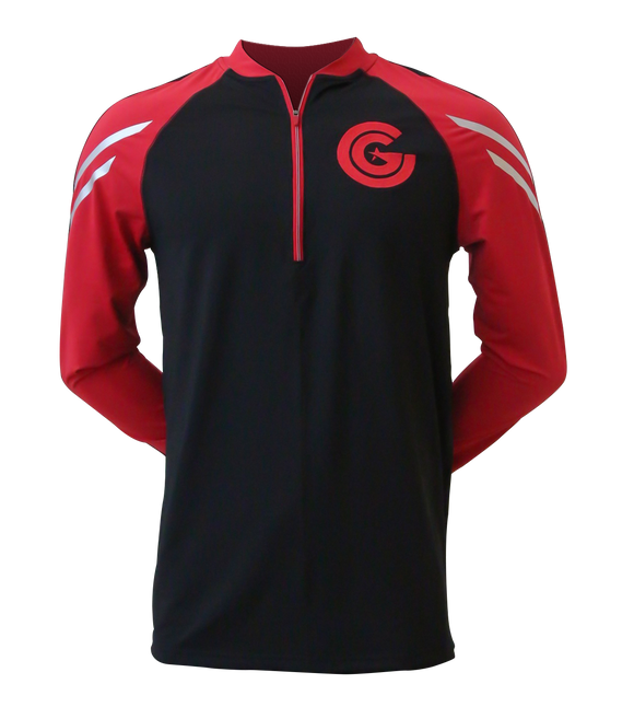 Men's Clutch Gaming 1/2 Zip Game Flux Jacket