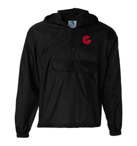 Clutch Gaming Hooded 1/2 Zip Pullover
