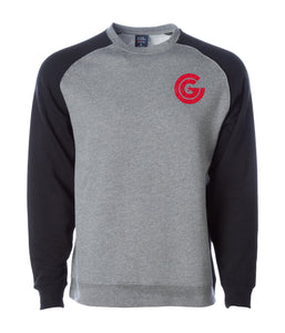 Men's Clutch Gaming Raglan Sweater