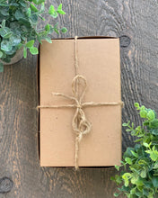 Soap Gift Box- Set of Four Soaps