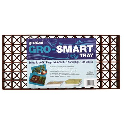 GRODAN GRO-SMART TRAY DOUBLE SIDED 78 CELLS