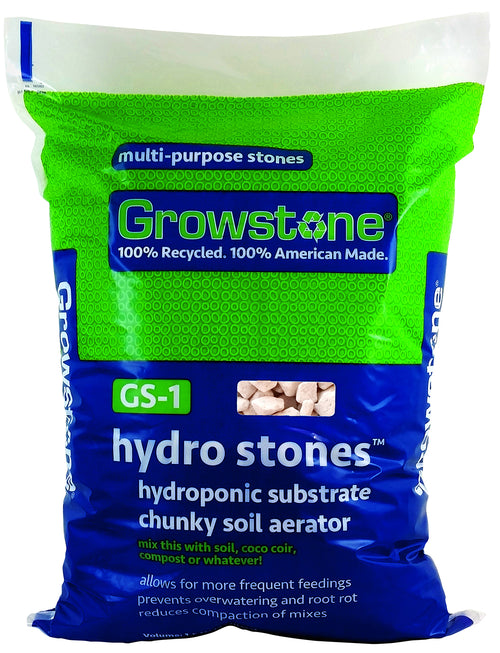 Growstone GS-1 Hydroponic 1.5 cu ft