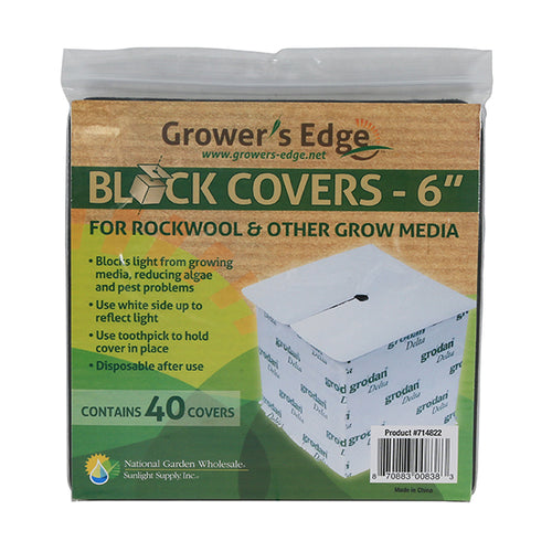 Grower's Edge Block Covers 6 in