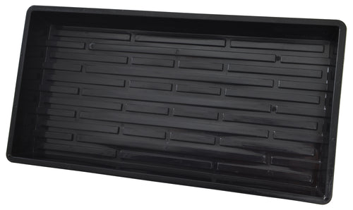 Super Sprouter Quad Thick Tray Black (10x20 NO HOLES)