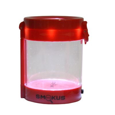 SMOKUS FOCUS MIDDLEMAN JAR RED