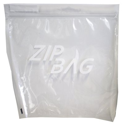 ZIP-BAG LARGE BAGS 30 CM X 30 CM