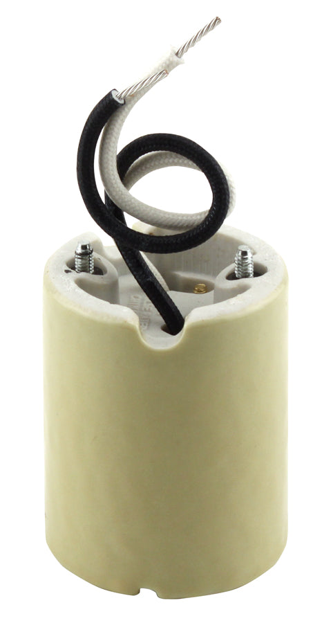 Mogul Base E39 Socket 5KV/HOR w/ 5 in Leads
