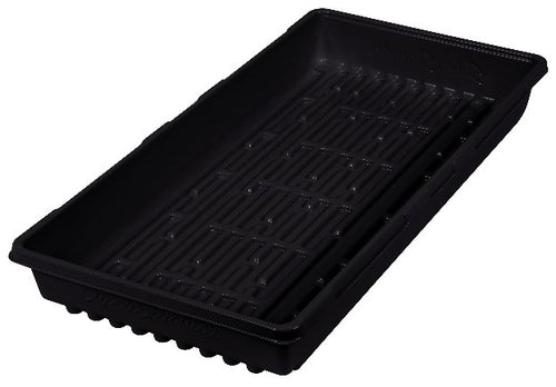 Super Sprouter Triple Thick Tray Black (10x20 NO HOLES)
