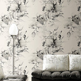 chinoiserie-wallpaper-chinese-style-ink-black-and-white-floral-wallcovering-oriental-decor