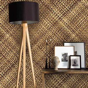 chinese-style-straw-knitting-pattern-wallcovering-modern-chinoiserie-oriental-style