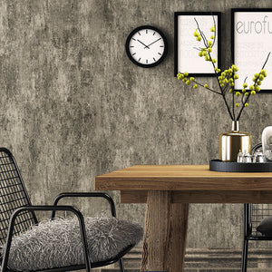 retro-nostalgic-wallpaper-solid-color-american-country-wallcovering