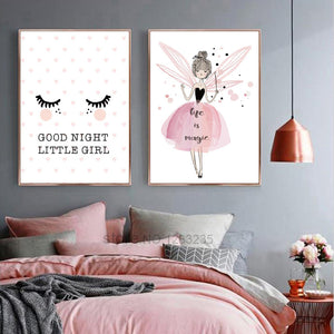 baby-girl-room-decor-nordic-poster-cuadros-decoration-salon-posters-and-prints-wall-pictures-for-living-room-bebe-unframed